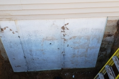 Excavation - Process of Installing an Egress Window in a Basement in Green Bay, WI