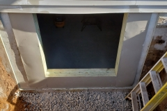 Framing - Process of Installing an Egress Window in a Basement in Appleton, WI