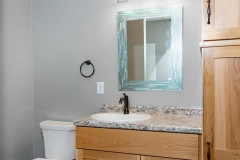 Basement Bathroom Finishing and Remodeling by General Contractor in Green Bay, WI