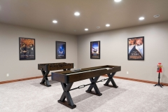 Basement  Finishing / Remodeling by General Contractor Construction in Green Bay, WI