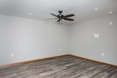 Basement Bedroom Finishing and Remodeling by General Contractor in Green Bay, WI