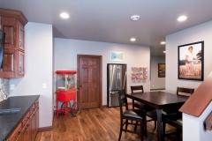Basement Home Bar Finishing / Remodeling Living Room in Appleton, WI