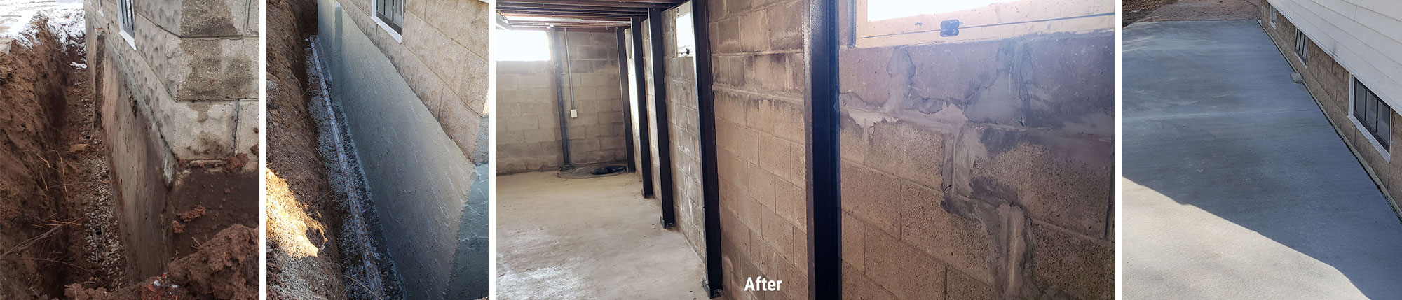 Basement Foundation Repair and Crack / Settling Solutions