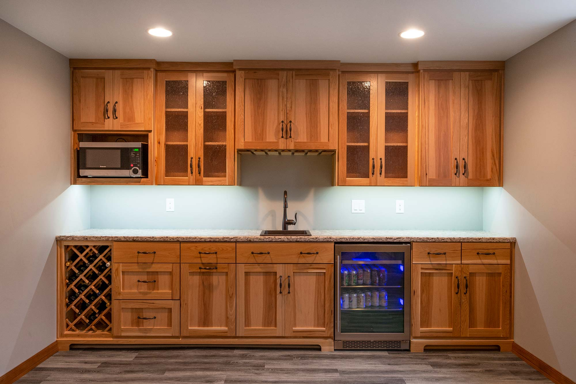 Basement Bar Finishing and Remodeling in Green Bay, WI